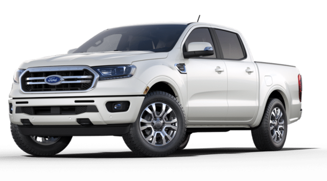 New 2019 Ford Ranger Lariat Truck SuperCrew for sale in Placentia